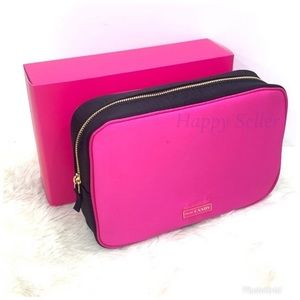 Prada Pouch Candy Makeup Cosmetic Bag Travel Case